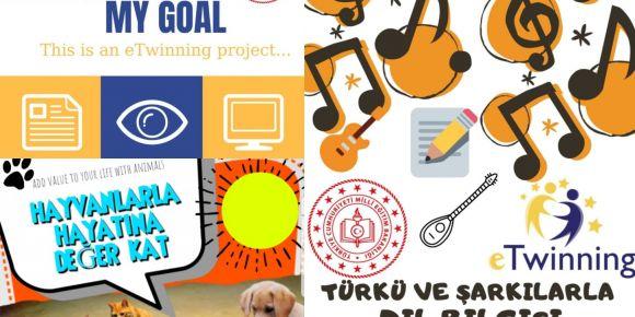 Ereğli İmkb Atatürk Anadolu Lisesi üç yeni eTwinning projesi ile yeni döneme başladı