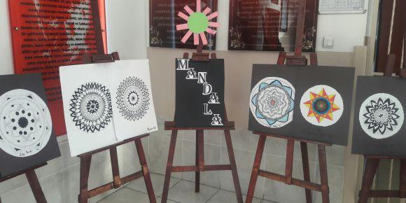 Mandala Öğreniyorum
