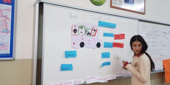 E-twinning 'DREAMLAND' Projesi Etkinlikleri