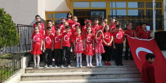12 Mart İstiklal Marşı'nın Kabulünü Kutladık
