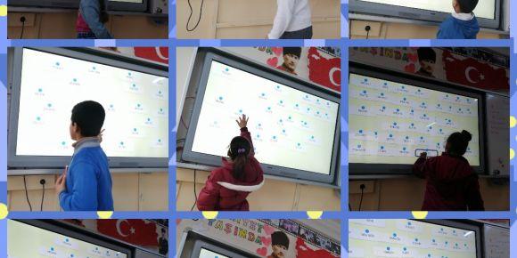 Learningapps web 2.0 aracı ile Matematik çocuk oyuncağı