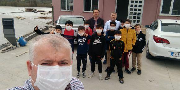 Ünye Mekanik Çöp Arıtma Tesisine Gezi Yaptık