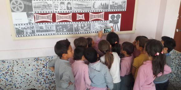 Artırılmış Gerçeklik ile Atatürk eTwinning Projesi