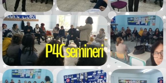 P4C seminerini tamamladık