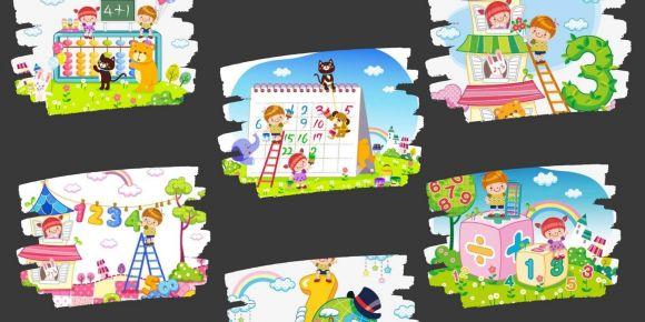 Üretici Çocukların Matematik Dünyası Projemiz