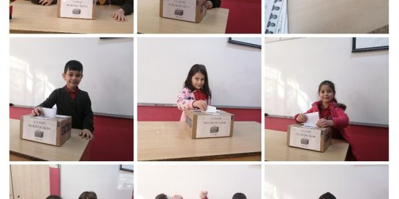 Sınıf Başkanlığı Seçimi