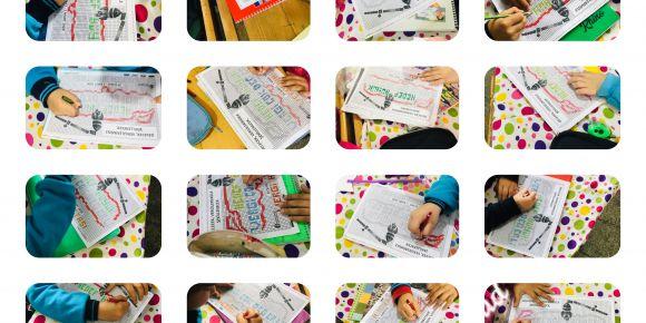 Hasan Karamehmet İlkokulu 3/C Sınıf Vergi Haftası
