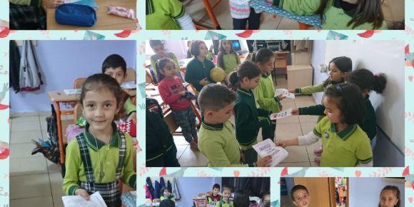 Dünya Çocuk Hakları farkındalık çalışmalarımız