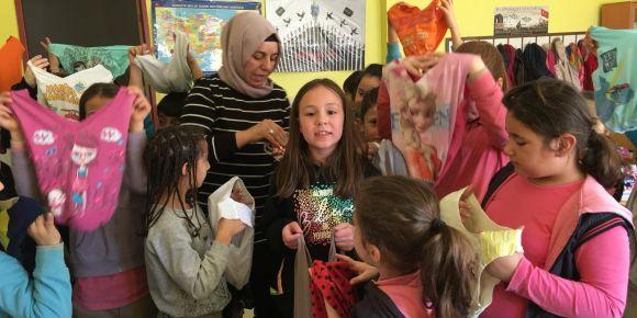 """Şehit Osman Demir İlkokulu' nda """"Şivlilik"""" Heyecanı"""