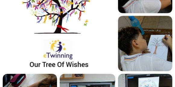 ''Our Tree of Wishes'' eTwinning projesi başladı