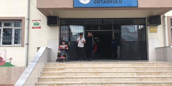 3 Aralık Dünya Engelliler Günü kutlaması