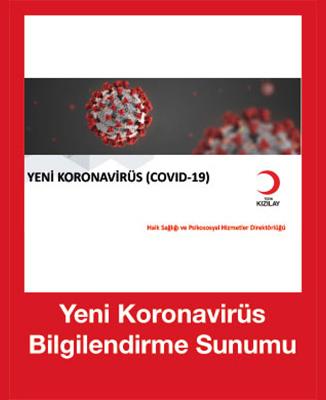 Yeni Koronavirüs Bilgilendirme Sunumu