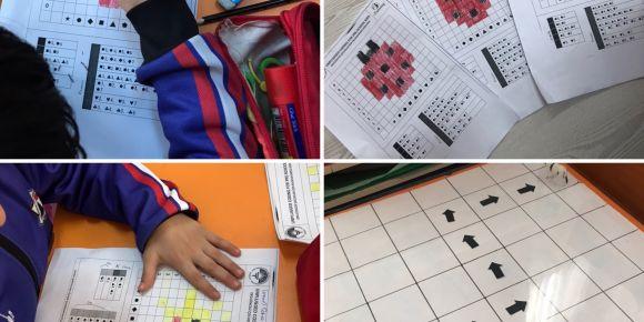 Okulöncesi Çocuklar için Bilgisayarsız Kodlama Projesi