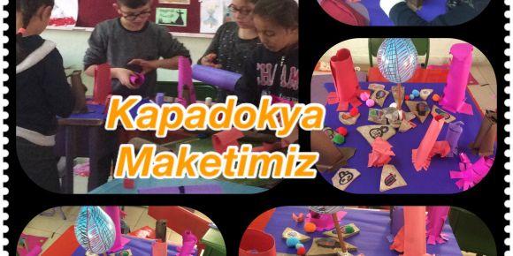 Kapadokya 'yı Tanıyorum