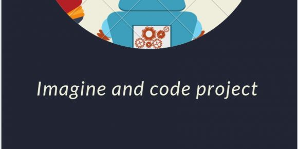 Imagine and Code eTwinning projemiz başladı