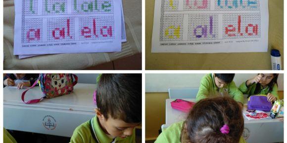 Kodlayarak  okuma yazma öğreniyoruz