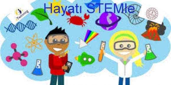 Karacaören İlkokulu hayatı STEM'liyor