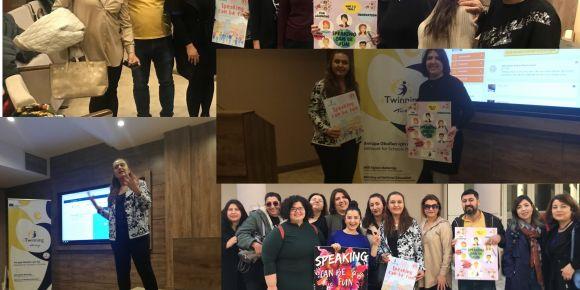 Speaking Can Be Fun Projesi, İyi Proje Örneklerinden Biri Olarak Tanıtıldı