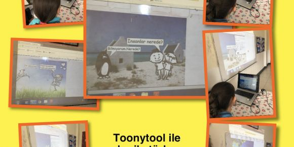 ToonyTool ile karikatürler yaptık