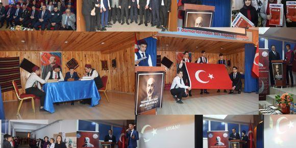 Mehmet Akif Ersoy'un hayatı ve 99'uncu yılında 12 Mart İstiklal Marşının kabulü